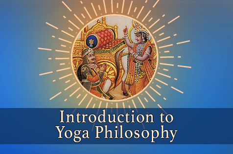 Introduction to Yoga Philosophy Featured Graphic