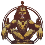 Narasimha Illustration