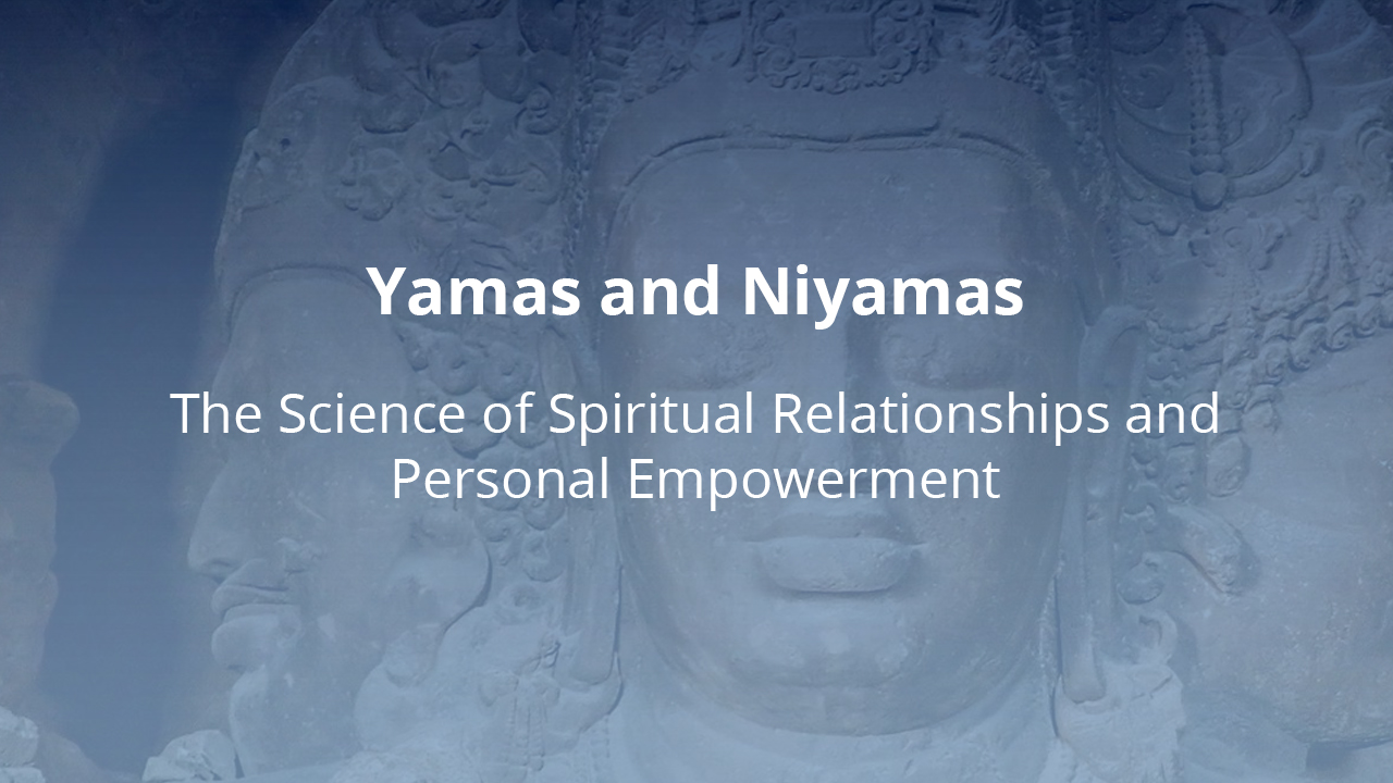 Yamas Niyamas - Header Background - Course Promo