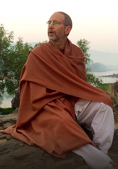 Hari-kirtana das, speaker, author, and yoga teacher